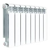 Алюминиевый радиатор Rifar Alum 350 8 секц. (RAL35008)