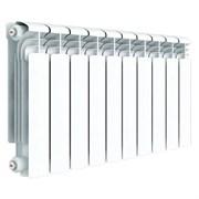 Алюминиевый радиатор Rifar Alum 500 10 секц (RAL50010)
