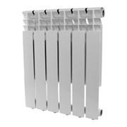 Алюминиевый радиатор Rommer Optima 500 6 секций (89557)