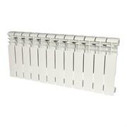 Алюминиевый радиатор Rommer Profi 350 12 секций (86624)