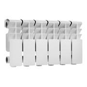 Алюминиевый радиатор Rommer Plus 200 6 секций (89989)