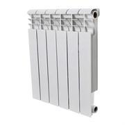 Алюминиевый радиатор Rommer Profi 350 6 секций (86621)