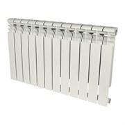 Алюминиевый радиатор Rommer Profi 500 12 секций (82486)