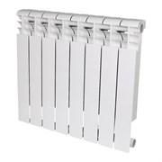 Алюминиевый радиатор Rommer Profi 500 8 секций (82484)