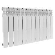 Алюминиевый радиатор Rommer Plus 500 12 секций (89567)