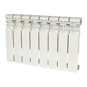 Алюминиевый радиатор Rommer Profi 350 8 секций (86622)