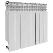 Алюминиевый радиатор Rommer Plus 500 8 секций (89565)