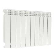 Биметаллический радиатор Fondital ALUSTAL 500/100 10 секций