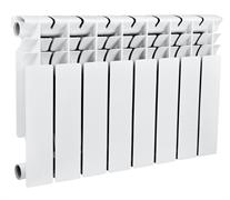 Биметаллический радиатор OGINT Ultra Plus 350 12 секц 1260Вт