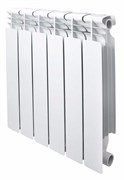 Биметаллический радиатор OGINT РБС 500 9 секц 1575Вт