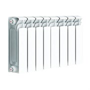 Биметаллический радиатор Rifar Base 350 8 секц. (RB35008)