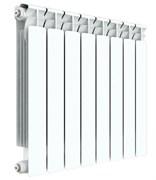 Биметаллический радиатор Rifar Base Ventil 200/8 секц. BVR