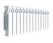 Биметаллический радиатор Rifar Monolit 350 14 секц. (RM35014)