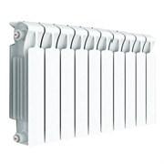 Биметаллический радиатор Rifar Monolit Ventil 500/10 секц. MVR