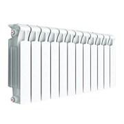 Биметаллический радиатор Rifar Monolit Ventil 500/12 секц. MVR