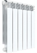 Биметаллический радиатор Rifar Base Ventil 350/6 секц. BVL