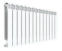 Биметаллический радиатор Rifar Base Ventil 500/14 секц. BVL