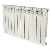 Биметаллический радиатор Rommer Profi Bm 500 12 секций (82491)