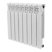 Биметаллический радиатор Rommer Profi Bm 500 8 секций (82489)