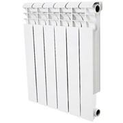 Биметаллический радиатор Rommer Profi Bm 500 6 секций (82488)