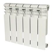 Биметаллический радиатор Rommer Profi Bm 350 6 секций (86630)