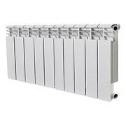 Биметаллический радиатор Rommer Profi Bm 350 10 секций (86632)