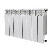 Биметаллический радиатор Rommer Profi Bm 350 8 секций (86631)
