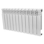 Биметаллический радиатор Rommer Profi Bm 350 12 секций (86633)