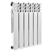 Биметаллический радиатор Smart BIEASY ONE 500 4 секции
