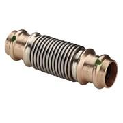 Компенсатор Viega 2251 - 35 (бронза, сильфон из нержавеющей стали)
