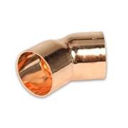 Отвод 45° SANHA 5041 - 28 (ВП/ВП, для медных труб под пайку)