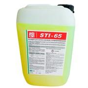Теплоноситель (антифриз) STI-65 этиленгликоль (-65°C) 10 кг.