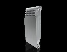 Алюминиевый радиатор Royal Thermo Biliner Alum 500 Silver Satin 4 секц.