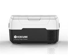 Компрессорный автохолодильник ICE CUBE IC15, 20 литров
