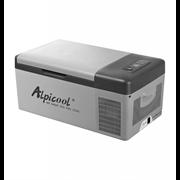 Компрессорный автохолодильник Alpicool C15 (12/24)