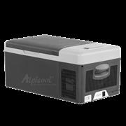 Компрессорный автохолодильник Alpicool G15 (12/24/220-адаптер)
