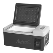 Компрессорный автохолодильник Alpicool G20 (12/24/220-адаптер)