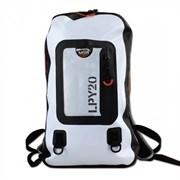 Сумка водонепроницаемая LaPlaya Back Pack 20 white