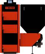 Твердотопливный котелMetal Fach Seg 400