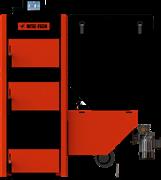 Твердотопливный котелMetal Fach Seg Bio 400