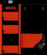Твердотопливный котелMetal Fach Seg 150