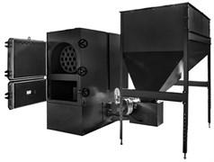 Автоматический угольный котелFACI BLACK 215