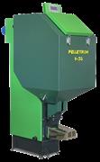 Пеллетный котелПеллетрон VECTOR 36 III