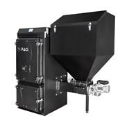Автоматический угольный котелFACI BLACK 55