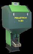 Пеллетный котелПеллетрон VECTOR 50 III
