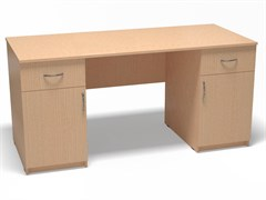 Стол офисный СППДЯ(2)-1600И