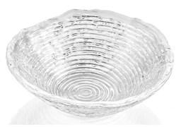 Салатник прозрачный IVV WAVE 16 см