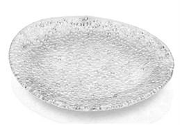 Тарелка овальная IVV SPECIAL 22х19 см (прозрачная)