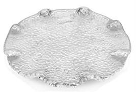 Тарелка зубчатая IVV SPECIAL 19 см (прозрачная)