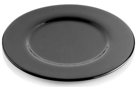Тарелка черная IVV ARIA 32 см